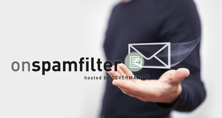 Spam Filter von Online Marketing Agentur OEVERMANN Networks GmbH als Cloud Loesung